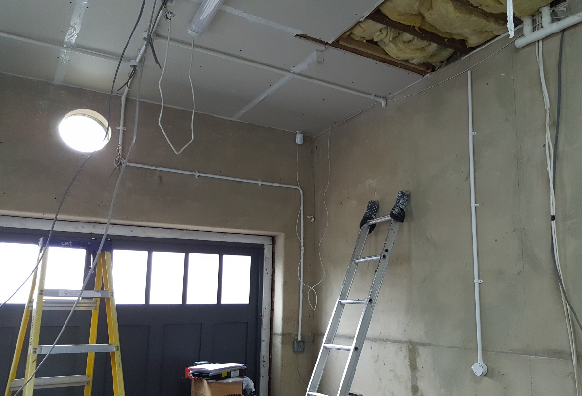 new light cabling