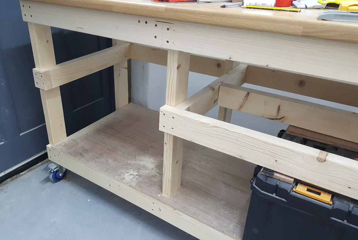 workbench amendment done