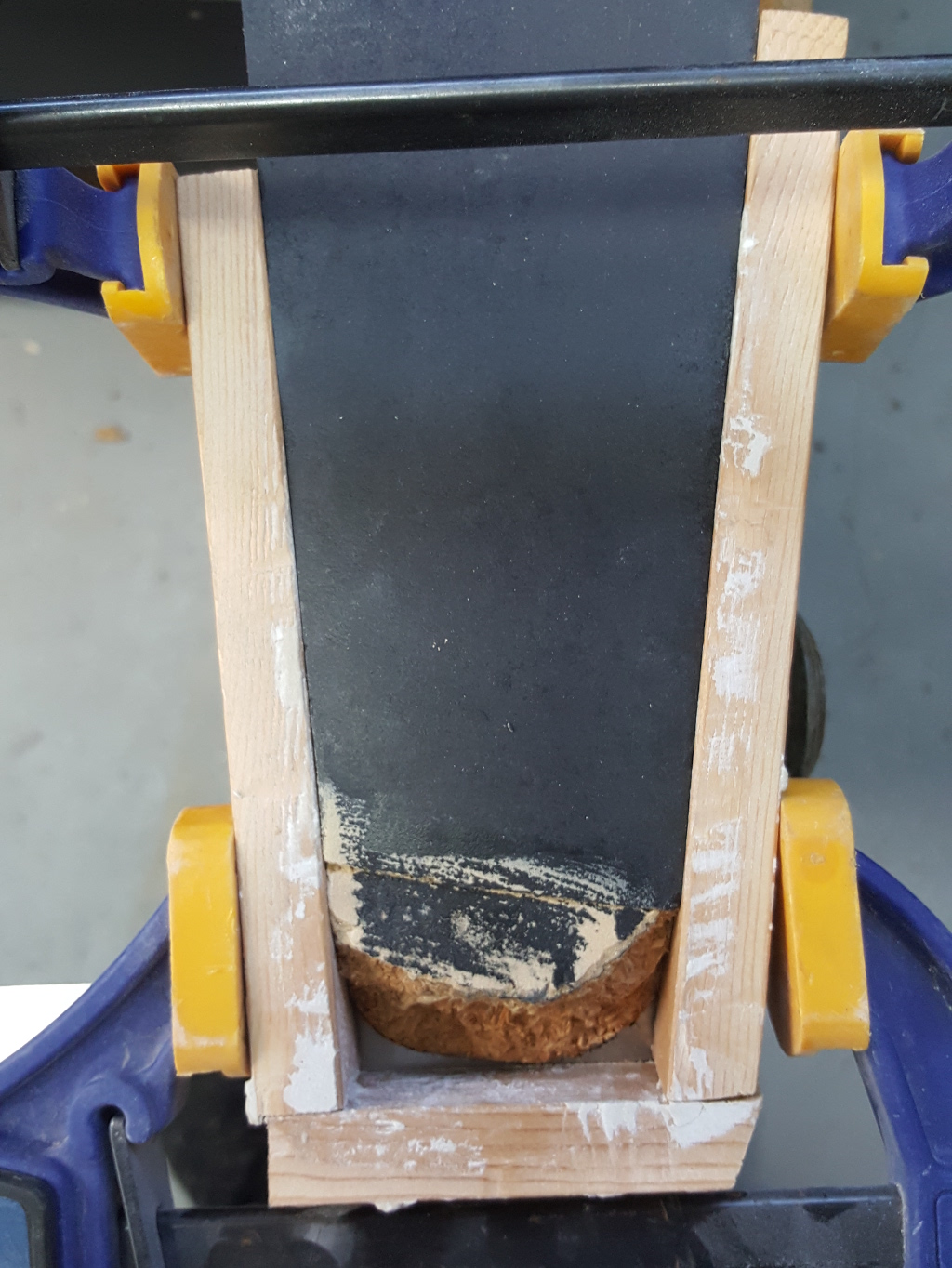 right side mold frame